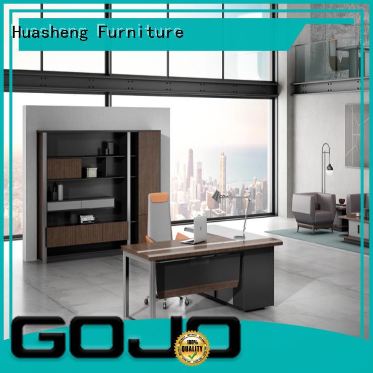 GOJO borill high quality office furniture oak for sale