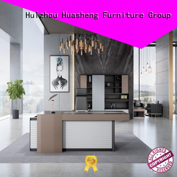 High-quality large office desk factory for ceo office
