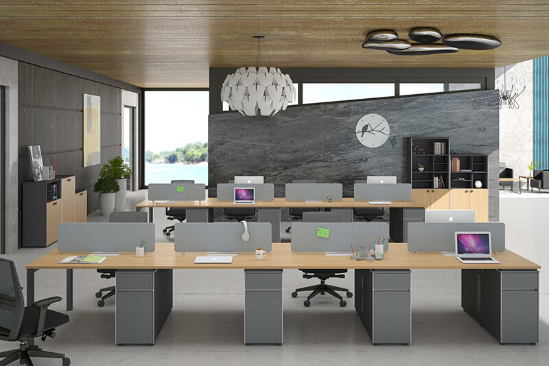 Wholesale staff room table company for clerk area-1