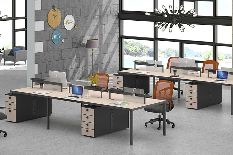 GOJO Top office staff table Supply for clerk area-2