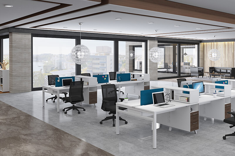 GOJO Wholesale office staff furniture for business for office-2