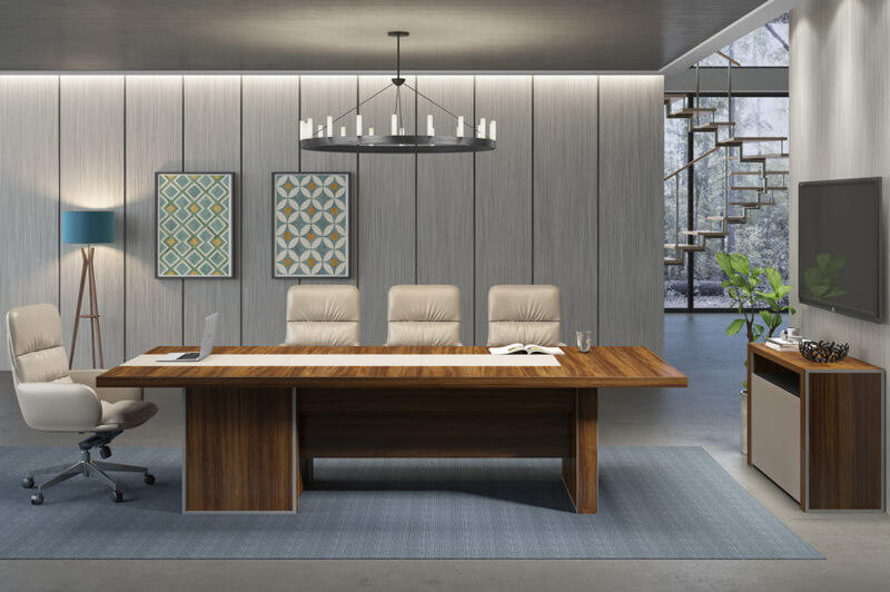BINZ CONFERENCE TABLE Narrow Conference Table