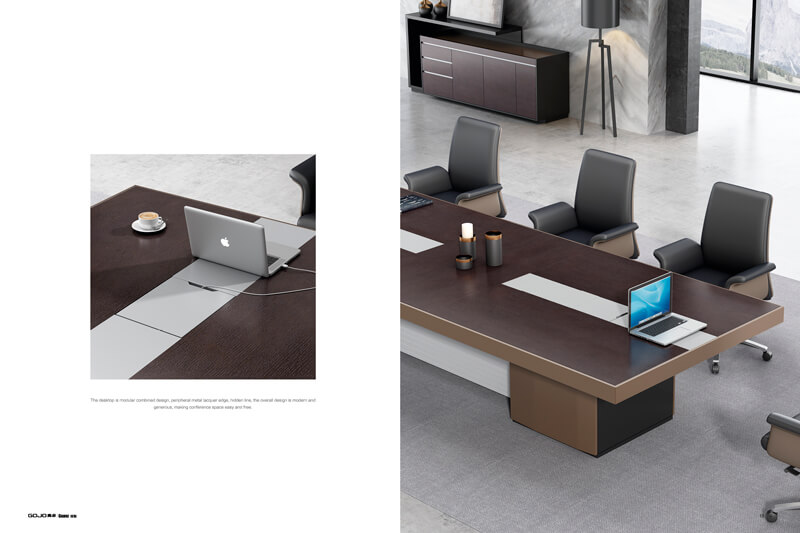 GOJO fashion office conference room table manufacturers for conference room-1