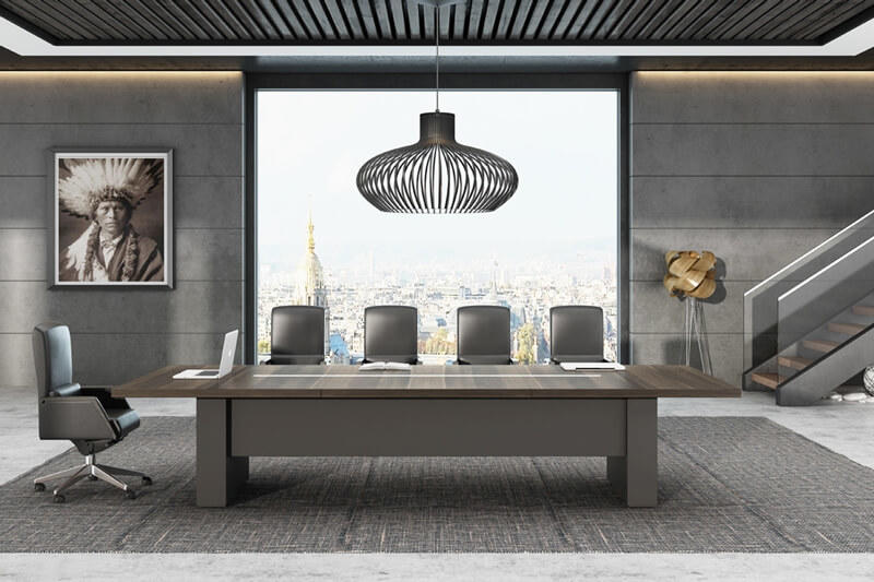 Custom Meeting Table RICO CONFERENCE TABLE