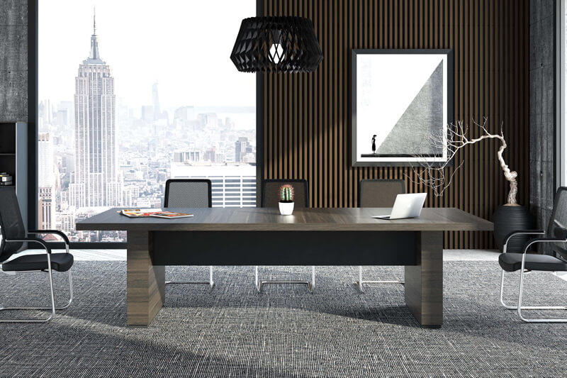 Custom Conference Room Desk RUIYI CONFERENCE TABLE