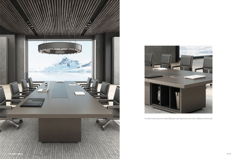 Office Table Furniture YUCHE CONFERENCE TABLE-2