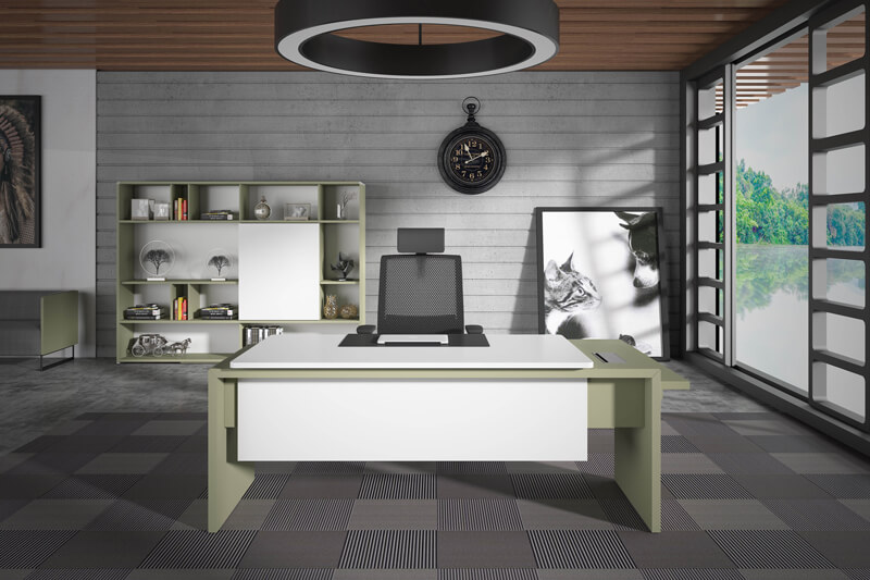 GOJO New executive style desk company for manager-1