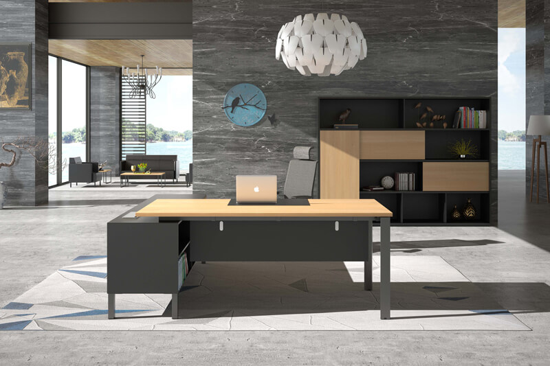 Gojo furniure best business desk Suppliers for executive office-1