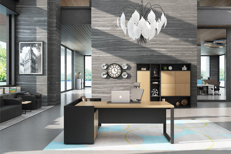 Executive Style Desk ROOMY OFFICE DESK