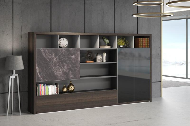 Custom Office File Cabinets BORILL FILE CABINET