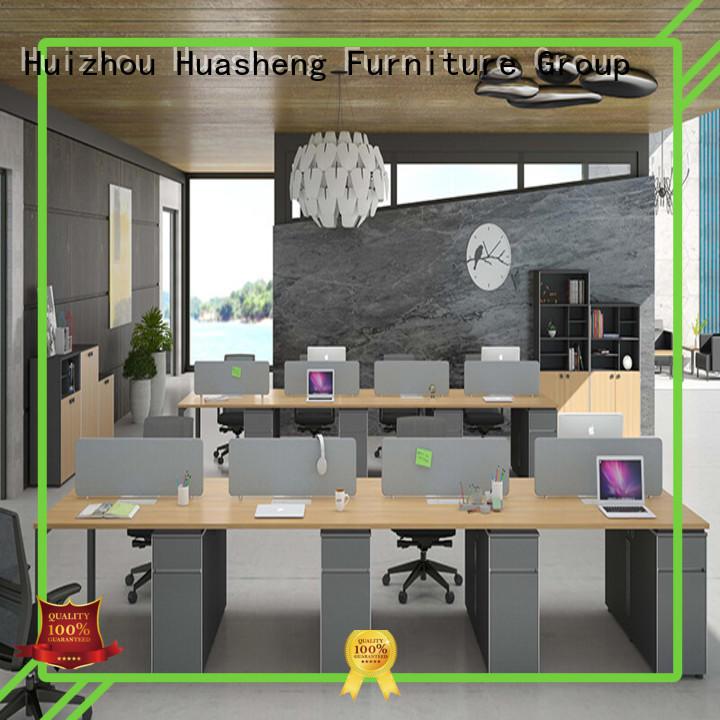 Custom Long Office Table LUNO CLERK DESK