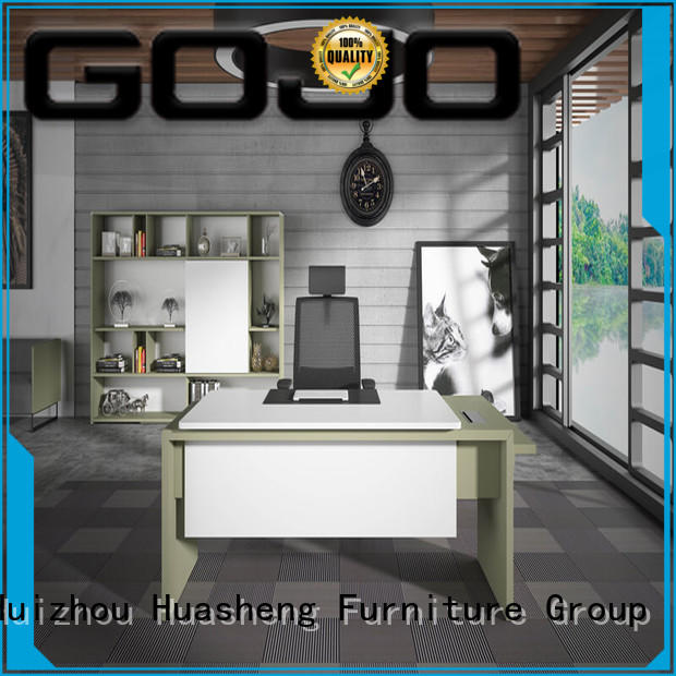 GOJO executive style desk wholesale for manager