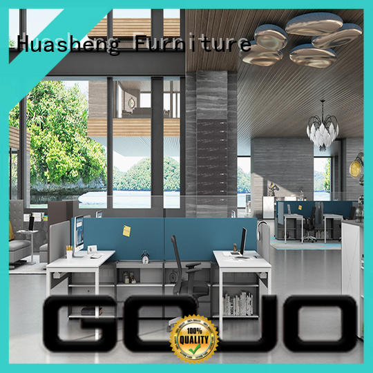 GOJO collaborative tables manufacturers for clerk area