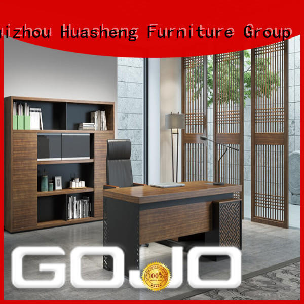 GOJO lateral file cabinet wood cupboard for storage area