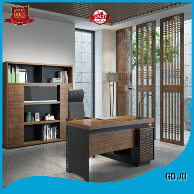 GOJO tall wood file cabinet for sale