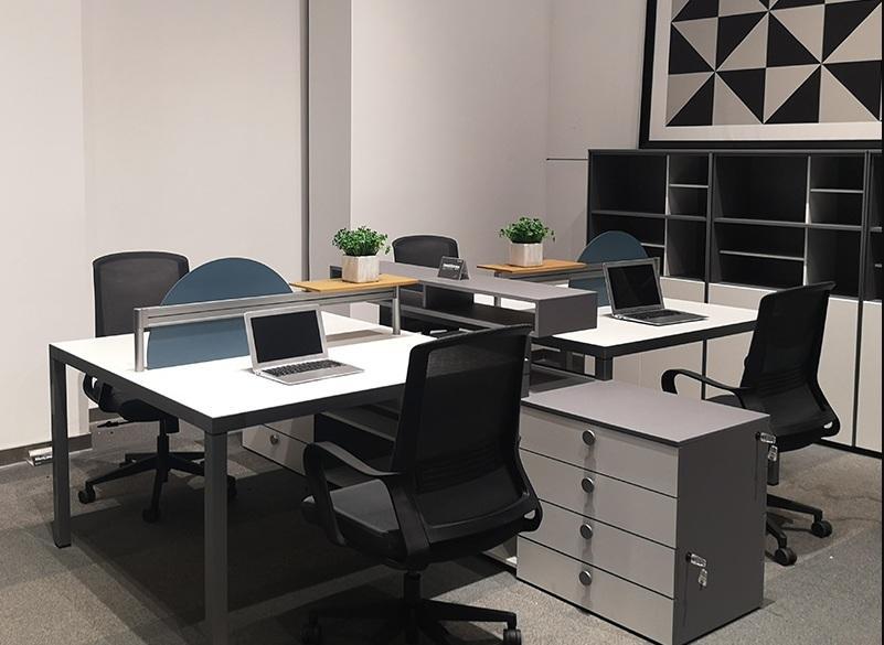 2020 New Design Sino Long Office Table Trend Clerk Desk