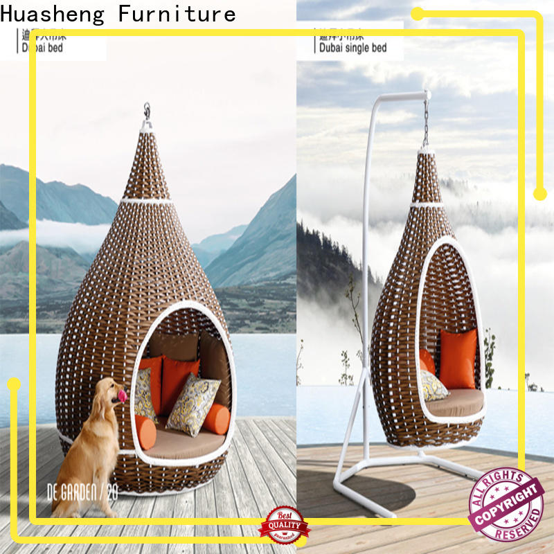 modern balcony furniture factory for holiday hotels