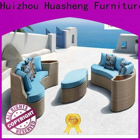 GOJO Wholesale best outdoor furniture factory for beaches