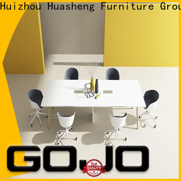 GOJO Latest conference room table for sale for business