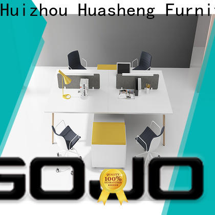 GOJO sit and stand office desks factory for office