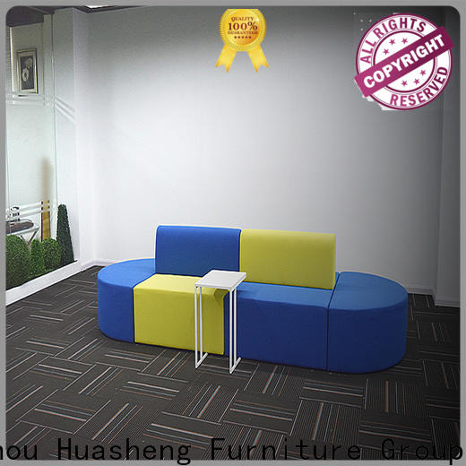 GOJO imsion sofa for office reception company for lounge area
