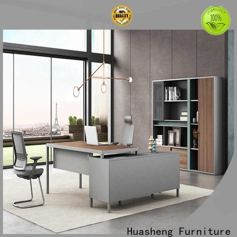 Custom long computer desk table Suppliers for ceo office