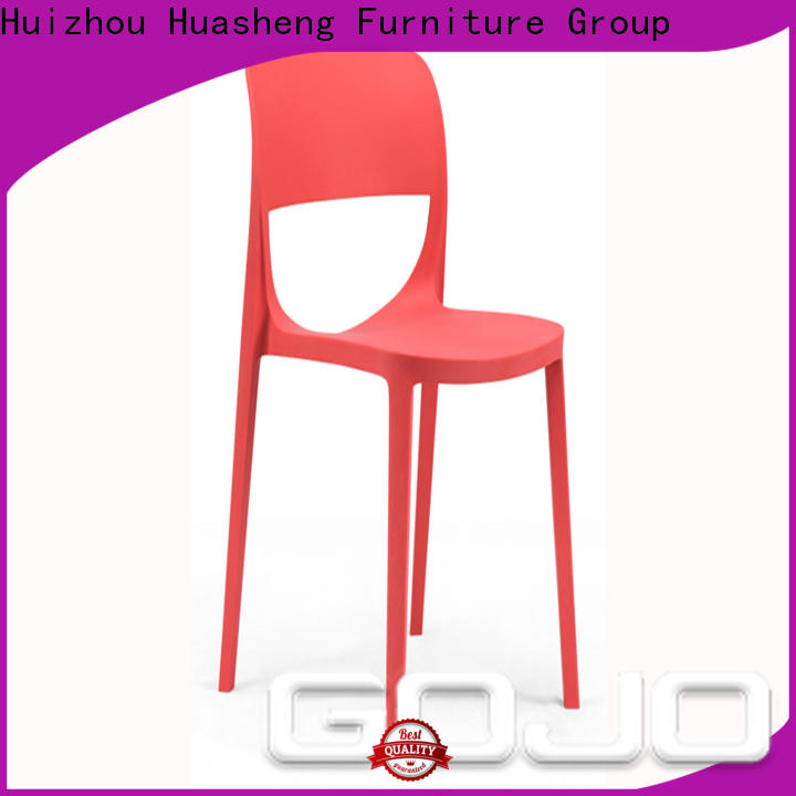 GOJO Custom fabric visitor chair for business for guest room