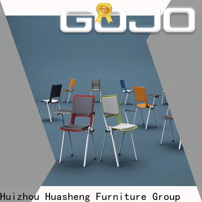 GOJO New leather office chair Suppliers for conference area