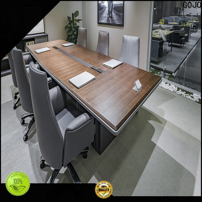 GOJO Top modular conference table manufacturers for conference room