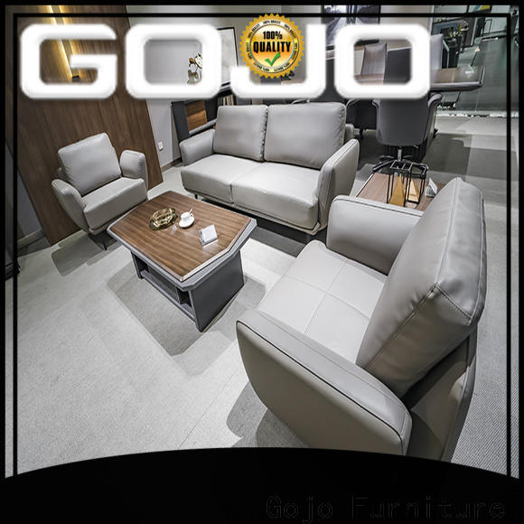 oem waiting room couch factory for lounge area