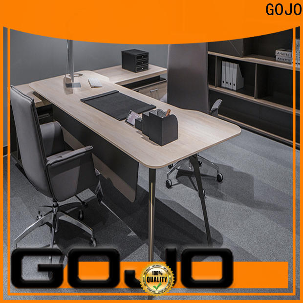 GOJO executive style desk for business for manager