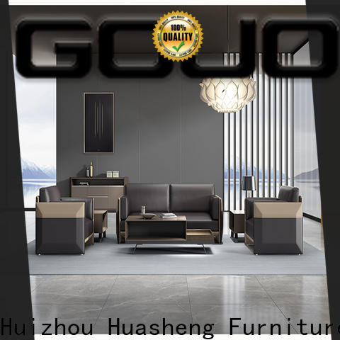 GOJO waiting room furniture sets factory for lounge area