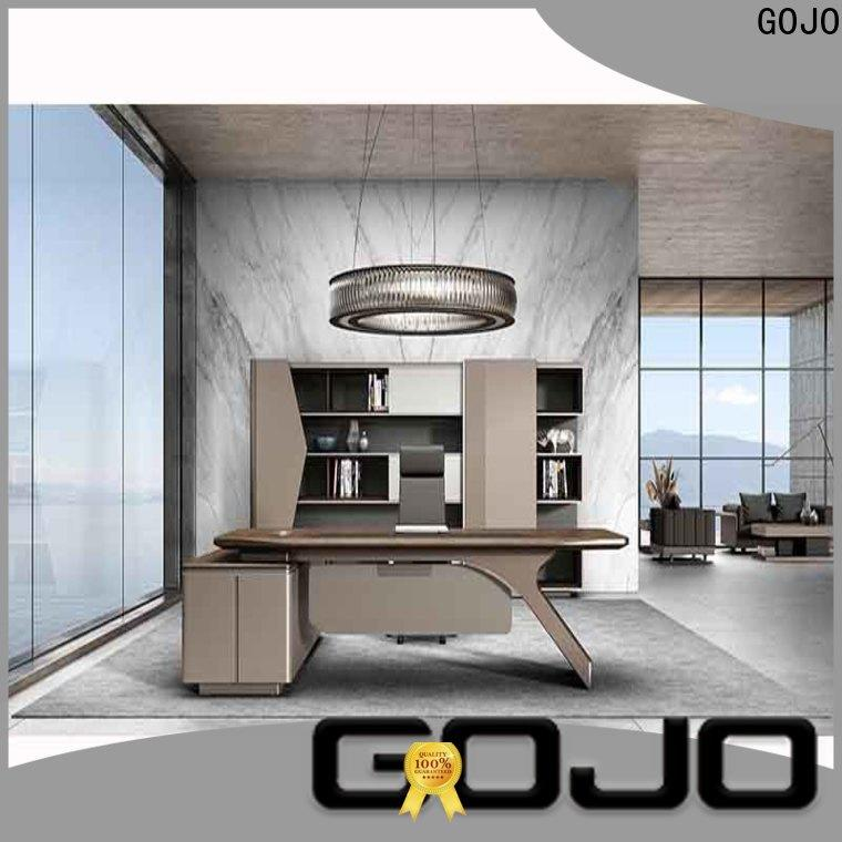 GOJO modern executive office furniture sets manufacturers for manager