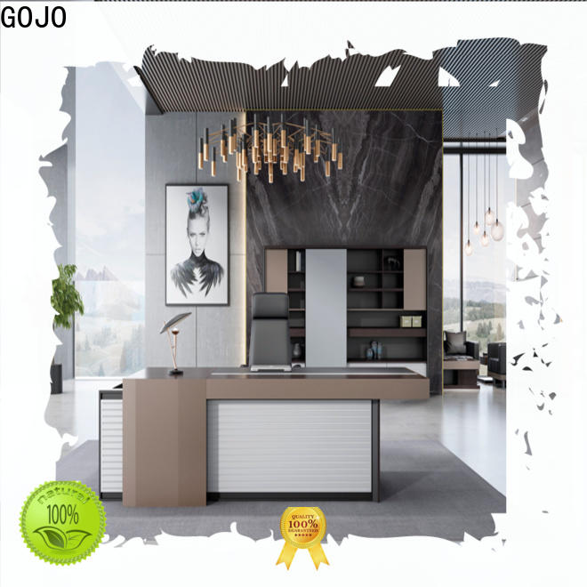 GOJO commercial grade furniture Suppliers for ceo office
