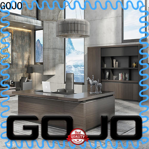 GOJO custom office desk Suppliers for ceo office