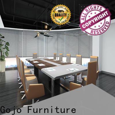 GOJO Wholesale long computer desk table Supply for executive office