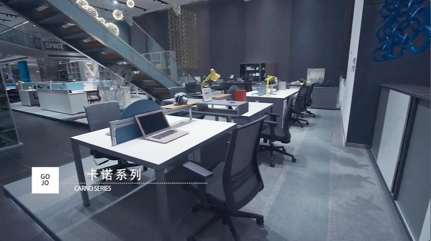 Staff Office Furniture/Workstation Video