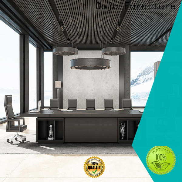 Best long computer desk table factory for conference room