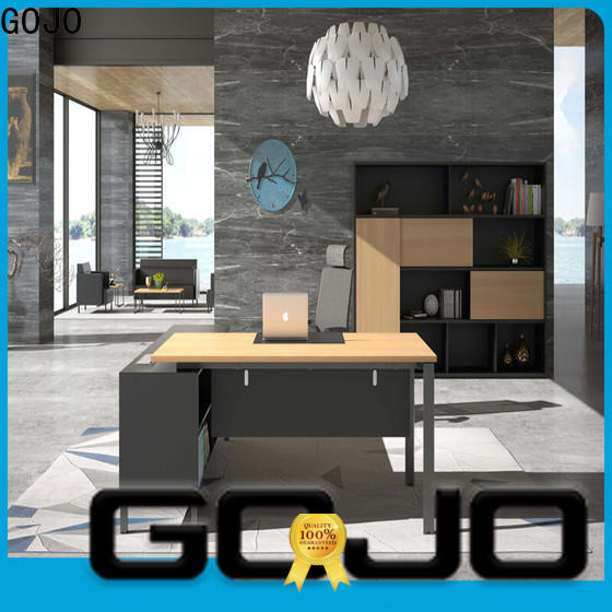 GOJO Best office furniture executive desk Suppliers for executive office