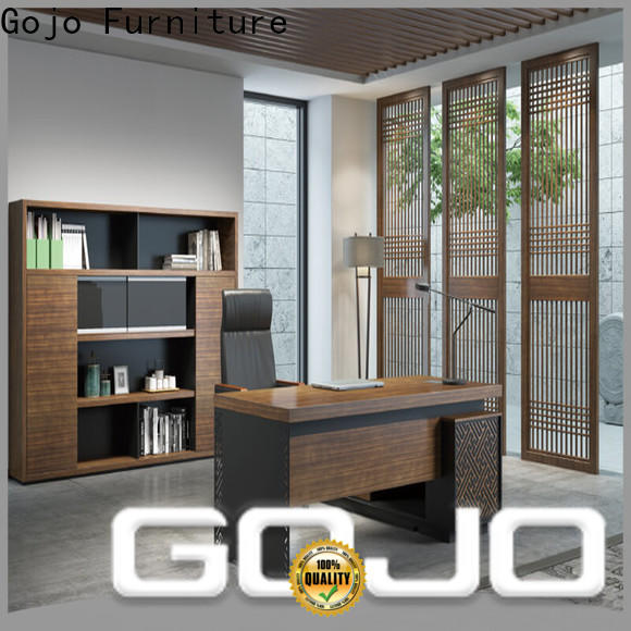 GOJO high end stylish filing cabinets for ceo office