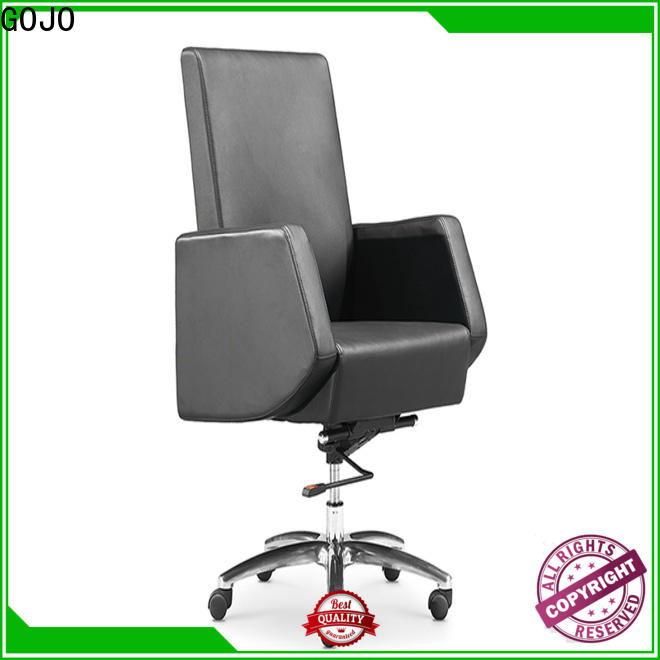 GOJO Wholesale high back executive ergonomic office chair company for executive office