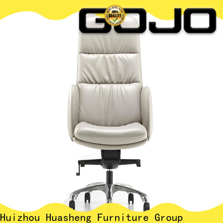 GOJO grey leather executive office chair company for executive office
