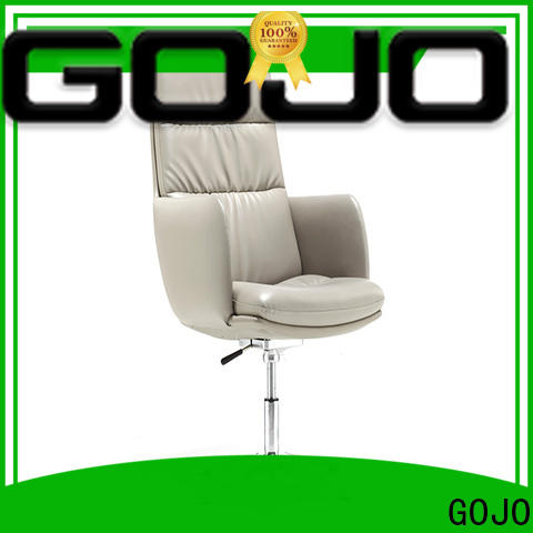 GOJO Best red leather office chair factory for executive office