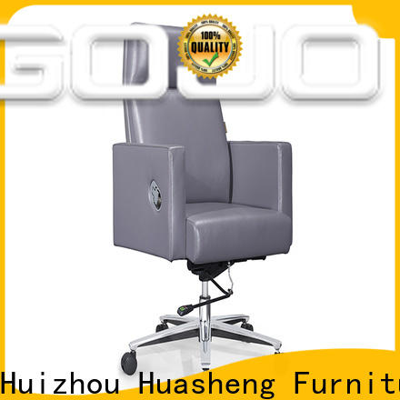 Latest high office chair factory for boardroom