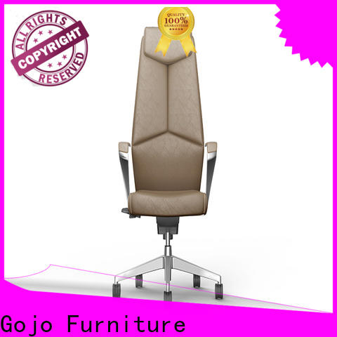 GOJO tall office chair Suppliers for ceo office