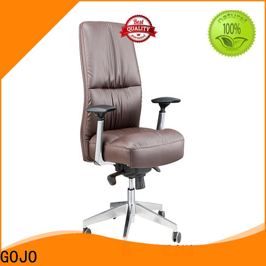 GOJO top rated best executive leather office chair for business for boardroom
