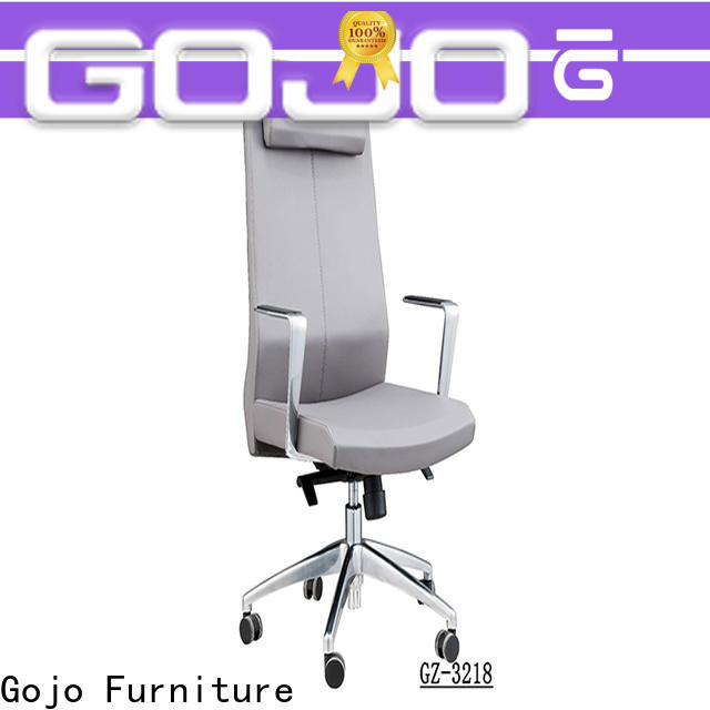 GOJO premium office chair factory for boardroom