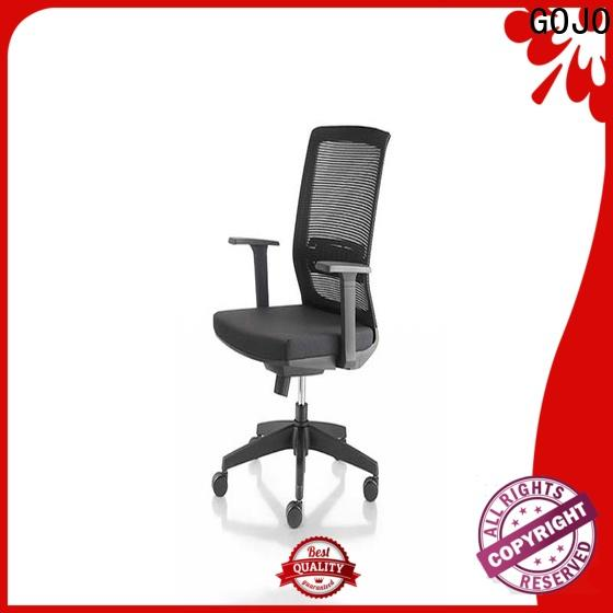 GOJO ergonomic executive leather office chair for boardroom