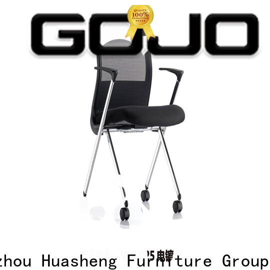 stackable conference table chairs with wheels for executive office