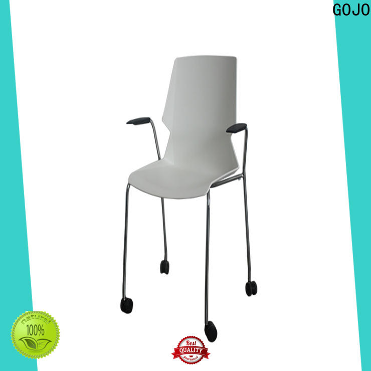 GOJO comfy vinyl reception chairs manufacturers for guest room